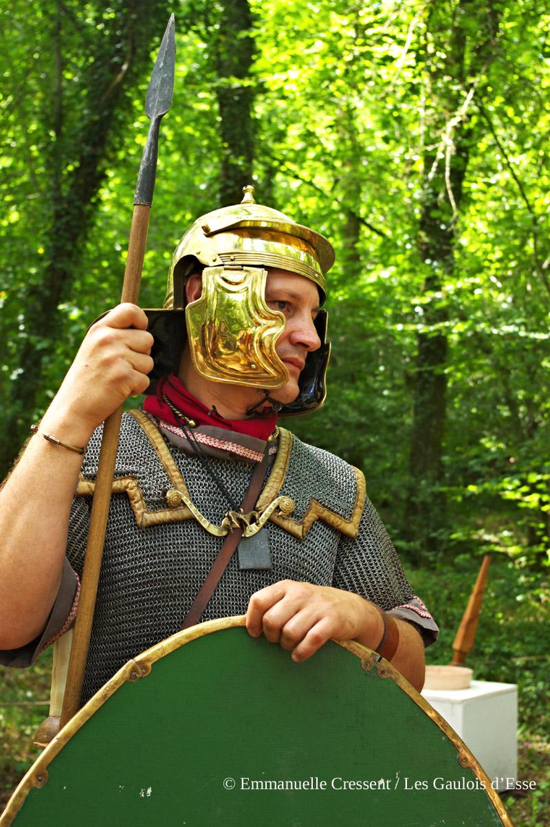 camp romain